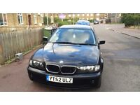 2002 BMW 318i AUTOMATIC with LPG