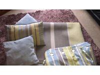 Next curtains rug cushions