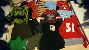 Boys clothes, size 6-8