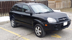 2007 Hyundai Tucson SUV, Crossover