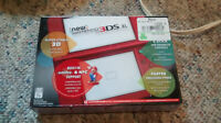 Red 'New 3ds XL'