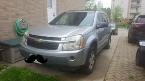 2006 Chevrolet Equinox AS IS