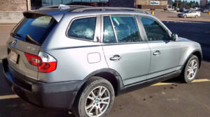 2006 BMW X3     Beautiful & Fuel efficient!!