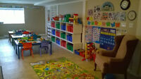 Licensed Family Child Care Has Space In September!