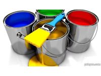 Professional Painting Service - our Painters paint ! No time wasting