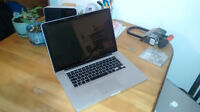 Macbook Pro 15'' late 2008 for parts
