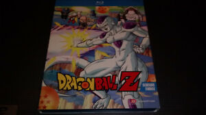 DBZ season 3 Blu-Ray
