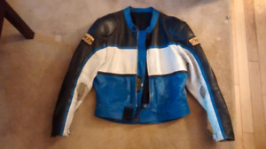 Treen Full Leather Riding Suit