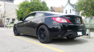 2012 GENESIS COUPE 2.0T 6SPD *SAFETIED*