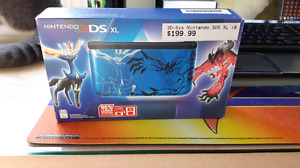 3DS XL edition limiter Pokemon XY