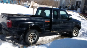 Parting out 2003 Ford Ranger edge