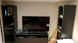 TV furniture entertainment unit (WE ARE MOVING, IT HAS TO GO)