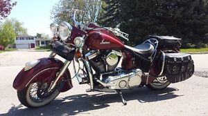 2003 Indian Chief Vintage Series Numbered- Showroom Condition