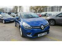 2017 Renault Clio 0.9 TCe Dynamique Nav (s/s) 5dr
