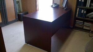 Computer Desk - c/w drawers