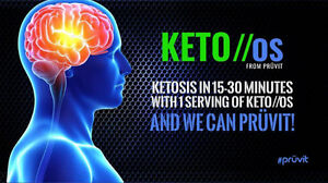 5 Day KETO//OS experience pack