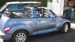 Chrysler pt cruser cabriolet 2006 514 386 6973