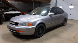 3rd owner low km 1998 acura el