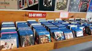 1000's of Blu-Rays+DVDs+CDS☆Buy 3 -get 1 Free!  551 Richmond St. London Ontario image 7