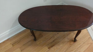 Coffee Table/ Centre Table $125 41.5(L) x 21(W)