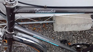 """Supercycle Commuter bike 23 """" frame 26x1.5 tires good state 5 sp West Island Greater Montréal image 7"""
