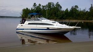1990 Bayliner with brand new power