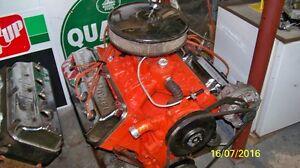 1956 chrysler hemi 354 hotrod engine