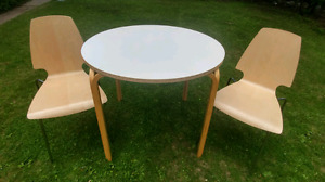 IKEA Apartment sized table and chairs $80.00