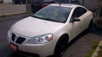2008 Pontiac G6 GT Coupe only $ 6995 / CERTIFIED
