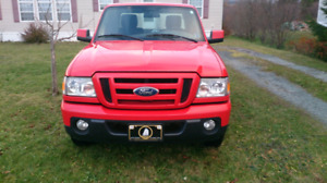 2012 Ford Ranger Sport, 4.0L 6CYL 2WD 5SPEED