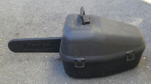 """hardcase for Poulan gas chainsaw with 14"""" to 16"""" bar"""