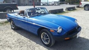 Classic 1976 MG for quick sale