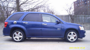 2009 Pontiac Torrent GXP SUV, Crossover