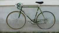 Vintage Raliegh Super Cruiser ten speed bike