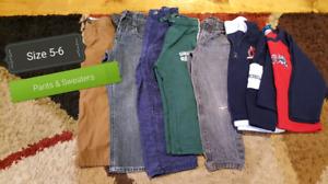 Boys Size 5-6 Lot (5 pics)