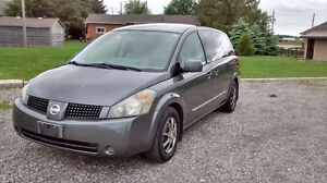2004 Nissan Quest Minivan (Priced to sell)