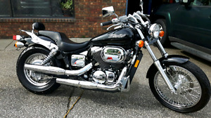 2007 Honda Shadow Spirit