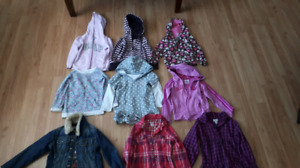 Large lot size 3T/4T girl
