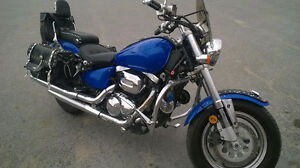 2004 Suzuki Maurader VZ800 Great Bike