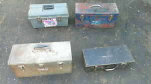 Tool Boxes, $5 each