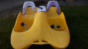 Water Bee Paddle Boat