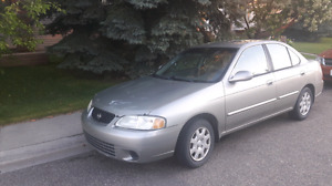 2001 Nissan  Sentra GSX(Clutch needs to be replaced)