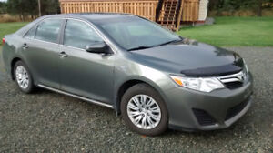 2012 Toyota Camry LE Berline