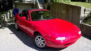 1990 Mazda MX-5 Miata Cabriolet