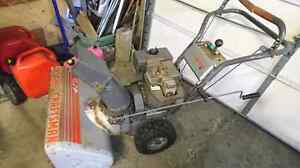 Craftsman snowblower, 10 hp 26 inch cut with electric start.