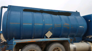 Crude tank for sale
