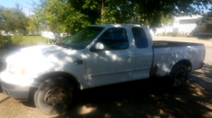 2001 Ford F150 Extended Cab