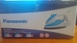 Brand new Panasonic iron