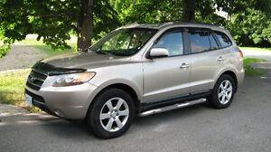 2007 Hyundai Santa Fe GLS SUV