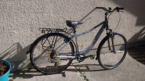 mens bike for parts and ladies bike for sale
